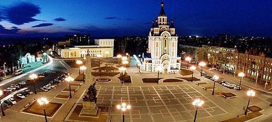 Анонс событий Хабаровска на 23 октября, понедельник