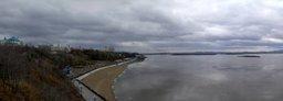 Фото набережной Хабаровска