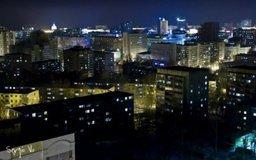 Фото - Ночной Хабаровск