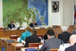 Депутаты поддержали закон «Димы Яковлева»