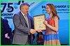 Вячеслав Шпорт провел торжественный прием талантливой молодежи края