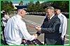 Вячеслав Шпорт поздравил выпускников Хабаровского пограничного института ФСБ России