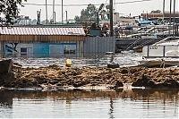 Ущерб от наводнения в Амурской области оценивается в 10 млрд рублей