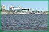 За сутки уровень Амура в Комсомольске-на-Амуре увеличился на 12 сантиметров