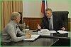 Губернатор Вячеслав Шпорт провел прием граждан по личным вопросам