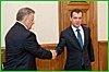 Дмитрий Медведев прибыл в Хабаровский край
