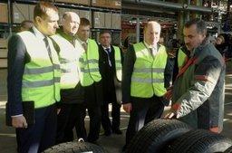 Александр Галушка посетил во Владивостоке завод «Соллерс-Дальний Восток», на базе которого планируется создать особую экономическую зону