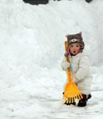 Как обезопасить своего ребенка зимой