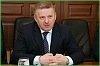 Губернатор Вячеслав Шпорт провел рабочее совещание по текущему положению хоккейного клуба «Амур»