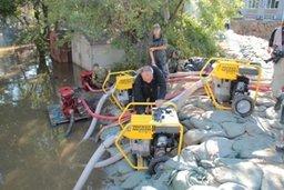 Испытание наводнением службы и жители Хабаровска выдержали достойно