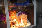 Любая пиротехника пожароопасна. В этом убедились журналисты хабаровских СМИ