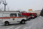 В свой профессиональный праздник Хабаровские спасатели получали подарки