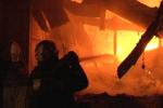 В результате пожара в доме на улице Лазаревской в п. Березовка погибли два человека