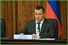 Губернатор Вячеслав Шпорт встретился с вице-премьером Юрием Трутневым