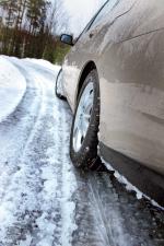 Правила поведения на скользкой дороге