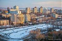Информация городской диспетчерской службы на 20 февраля