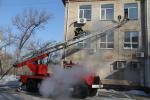 Быстро справиться с настоящей бедой помогут тренировки по эвакуации в случае возникновения пожара