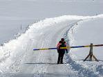 В Ульчском районе Хабаровского края открылась еще одна ледовая переправа