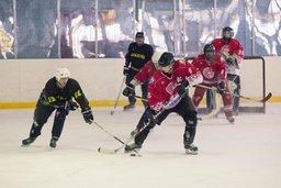 Нерюнгринские энергетики стали победителями в Турнире по хоккею на Кубок поселка Серебряный Бор 2014 года.