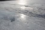 В Хабаровском крае закрыта еще одна ледовая переправа