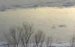 Опасный весенний лед