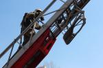 В Хабаровске прошли пожарно-тактические учения на здании гуманитарного университета