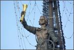 Противопожарная защита флота во времена Петра Первого