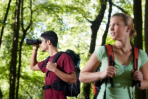 Меры безопасности при отдыхе в лесу
