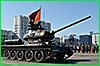 По случаю 9 мая в Хабаровске состоялся парад войск