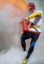 В Хабаровске стартуют краевые соревнования среди юных пожарных на приз «Золотая штурмовка»