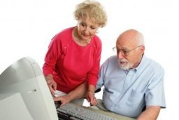 У хабаровчан старшего возраста появилась дополнительная возможность освоить компьютерную грамоту