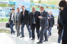 Егор Борисов встретился с энергетиками Нерюнгринской ГРЭС