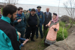 Комплексная экспедиция МЧС России работает в Комсомольске-на-Амуре