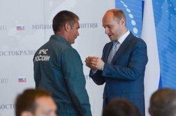 Житель Дальнегорска получил награду Минвостокразвития
