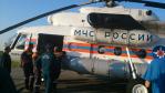 К месту происшествия убыл вертолет для уточнения обстановки