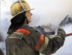 За прошедшие сутки гибели людей на пожарах не допущено