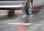 Водитель, внимание! Мокрая дорога - это опасно!