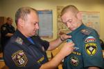 В Хабаровском крае в честь празднования 87 годовщины органов государственного пожарного надзора наградили лучших инспекторов ГПН
