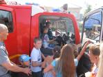 Двери Специализированной пожарно-спасательной части Хабаровска всегда открыты для гостей