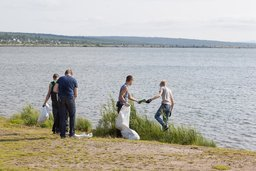 Нерюнгринская ГРЭС за 2 летних месяца трудоустроила 25 школьников