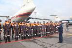 Самолет Ил-76 МЧС России вылетел в Республику Саха (Якутия) для оказания помощи в тушении природных пожаров