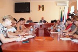 Мэр дальневосточной столицы Александр Соколов высоко оценил работу Хабаровской городской думы V созыва