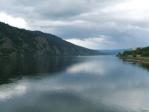 На территории Хабаровского края на реках Кур и Кия наблюдается спад уровня воды