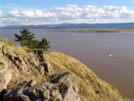 На реках Кур и Кия наблюдается спад уровня воды
