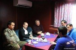 Глава Минвостокразвития принял участие в мероприятиях «Форсайт-флота 2014»