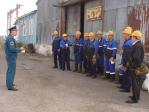 В Николаевском муниципальном районе Хабаровского края прошли командно-штабные учения по выполнению мероприятий гражданской обороны