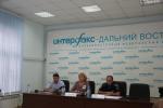 В Хабаровске состоялась пресс-конференция по вопросам готовности образовательных учреждений к началу нового учебного года