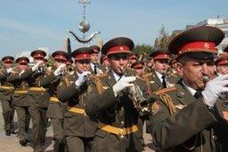 В Хабаровске состоялось возложение цветов в ознаменование 69-й годовщины со дня окончания Второй мировой войны