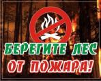 На территории Ульчского района введен особый противопожарный режим