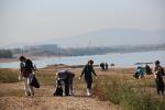 В Хабаровске прошла экологическая акция «Чистый берег»